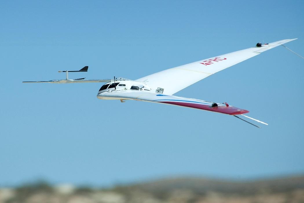 پرواز آزمایشی این نوعی هواپیمای بدون سرنشین برای شروع ماموریت در مریخ
