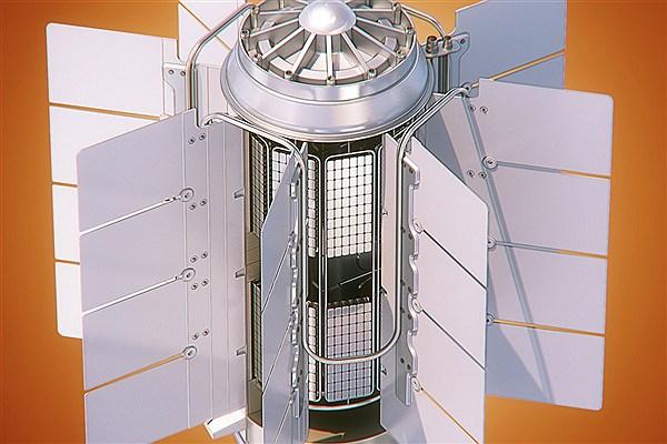طرحی از ژنراتورهای ترموالکتریک رادیو ایزوتوپی