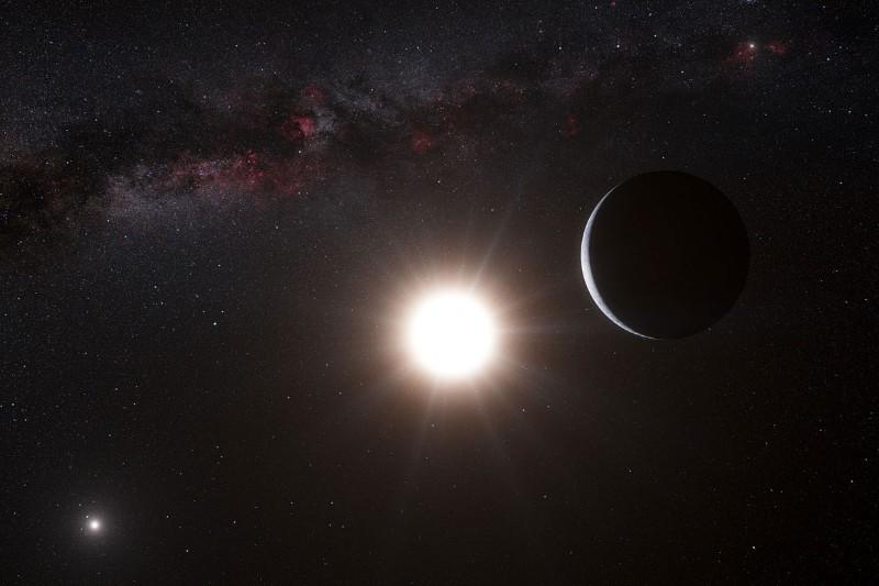 چه چیزی باعث همترازی چرخش ستاره و مدار سیاره هایش می شود؟