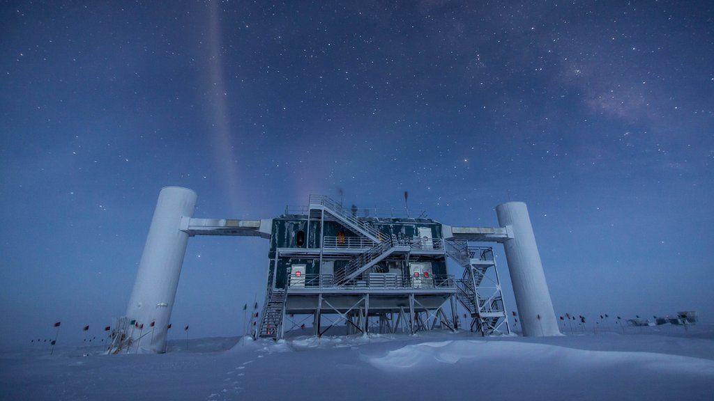رصدخانه نوترینوی آیسکیوب، آزمایشگاهی در دل یخچالهای قطب جنوب