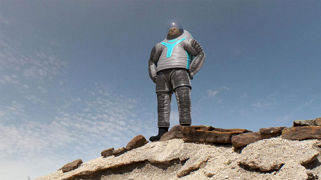ناسا از عموم دعوت کرده از میان سه پوششی که برای رویه لباس Z2 طراحی شده به یکی رای دهند