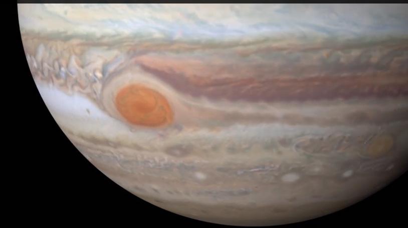 JupitersGreatRedSpot