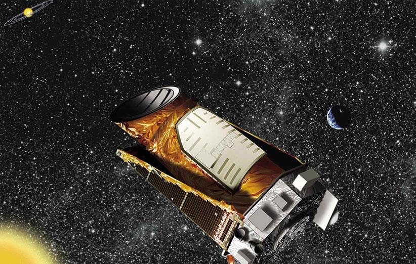 تلسکوپ کپلر شکارچی سیارات فرا خورشیدی