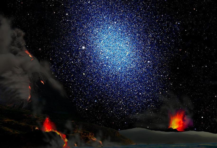تبدیل ماده تاریک به نور، راهی برای پی بردن به اسرار آن