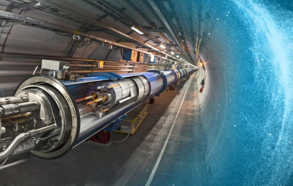 شتاب دهنده بزرگ هادرون در سرن بدنبال آشکارسازی ذرات ماده تاریک