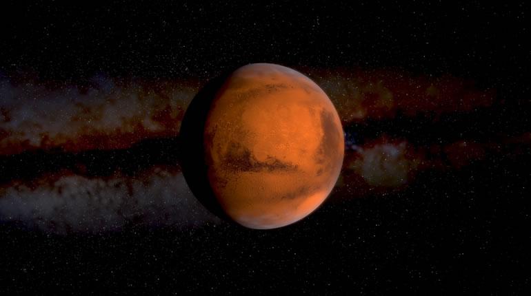 mars planet_