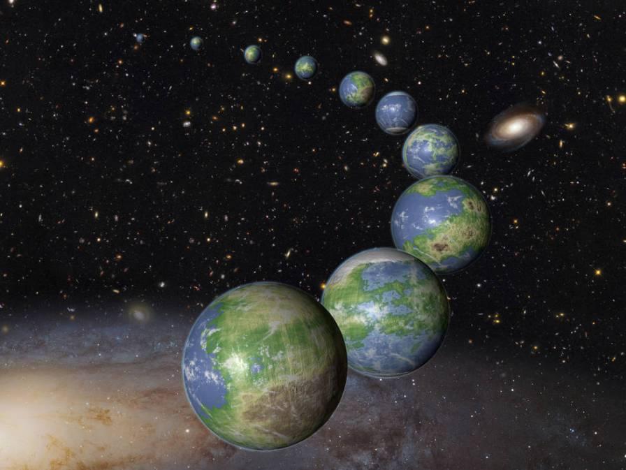 سیاره شبیه زمین
