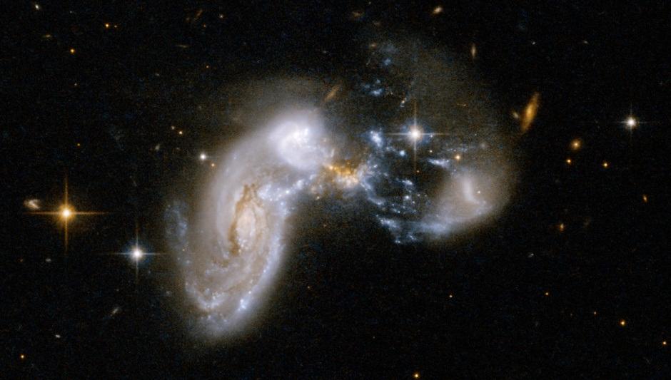 تشکیل ستاره کهکشان