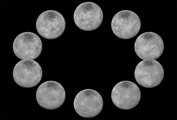 يك روز كامل در قمر شارون