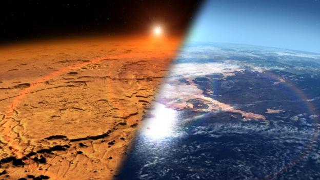 دانشمندان سعی دارند بفهمند مریخ چه زمانی از جایی گرم و مرطوب به مکان امروزی بدل شد