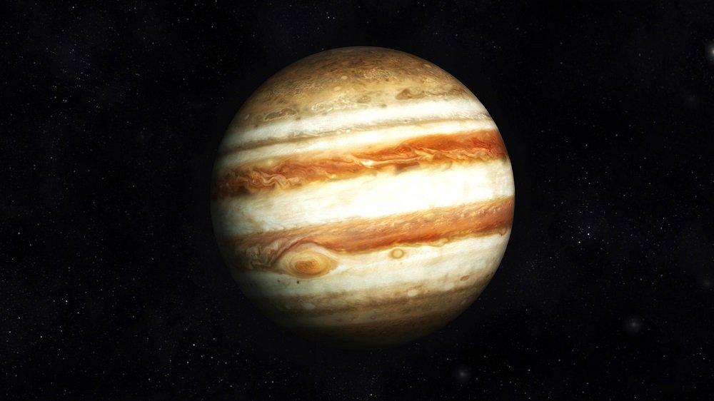 به گفته ی دانشمندان: مشتری یک سیاره ی غول پیکر را از سامانه ی خورشیدی ما بیرون کرده است.