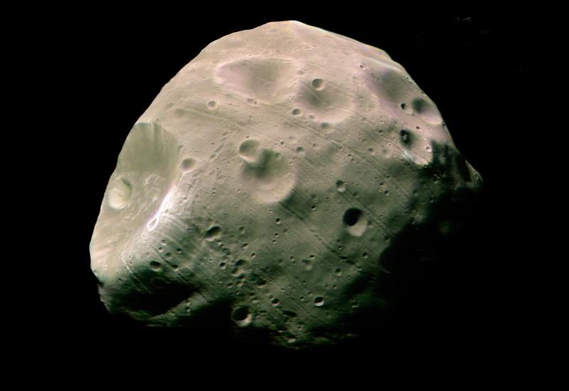 قمر فوبوس