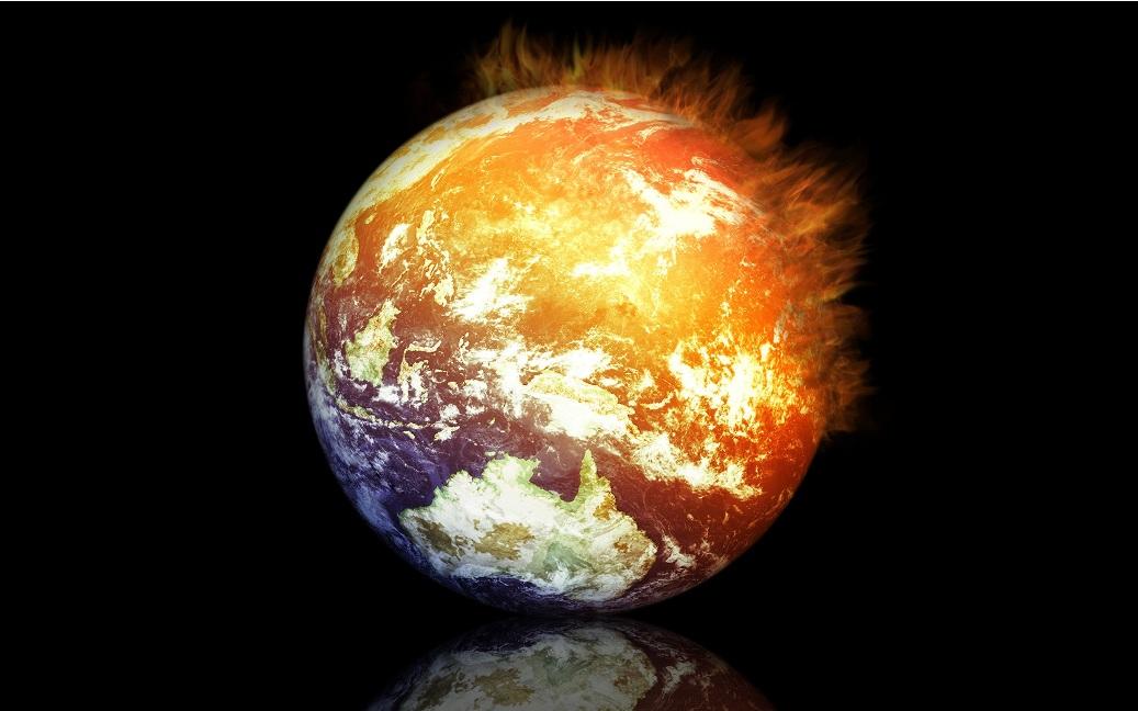 گرمایش زمین