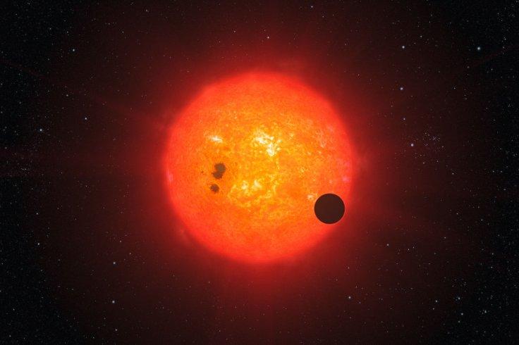 سیاره فرا خورشیدی