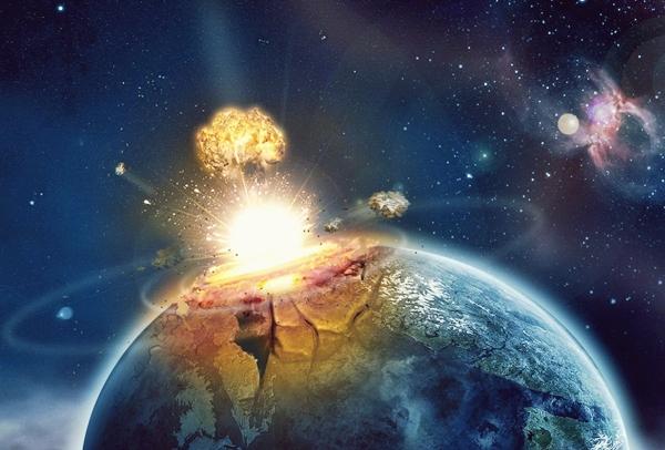 دنباله دارهای غول پیکر حیات در زمین را تهدید می کنند