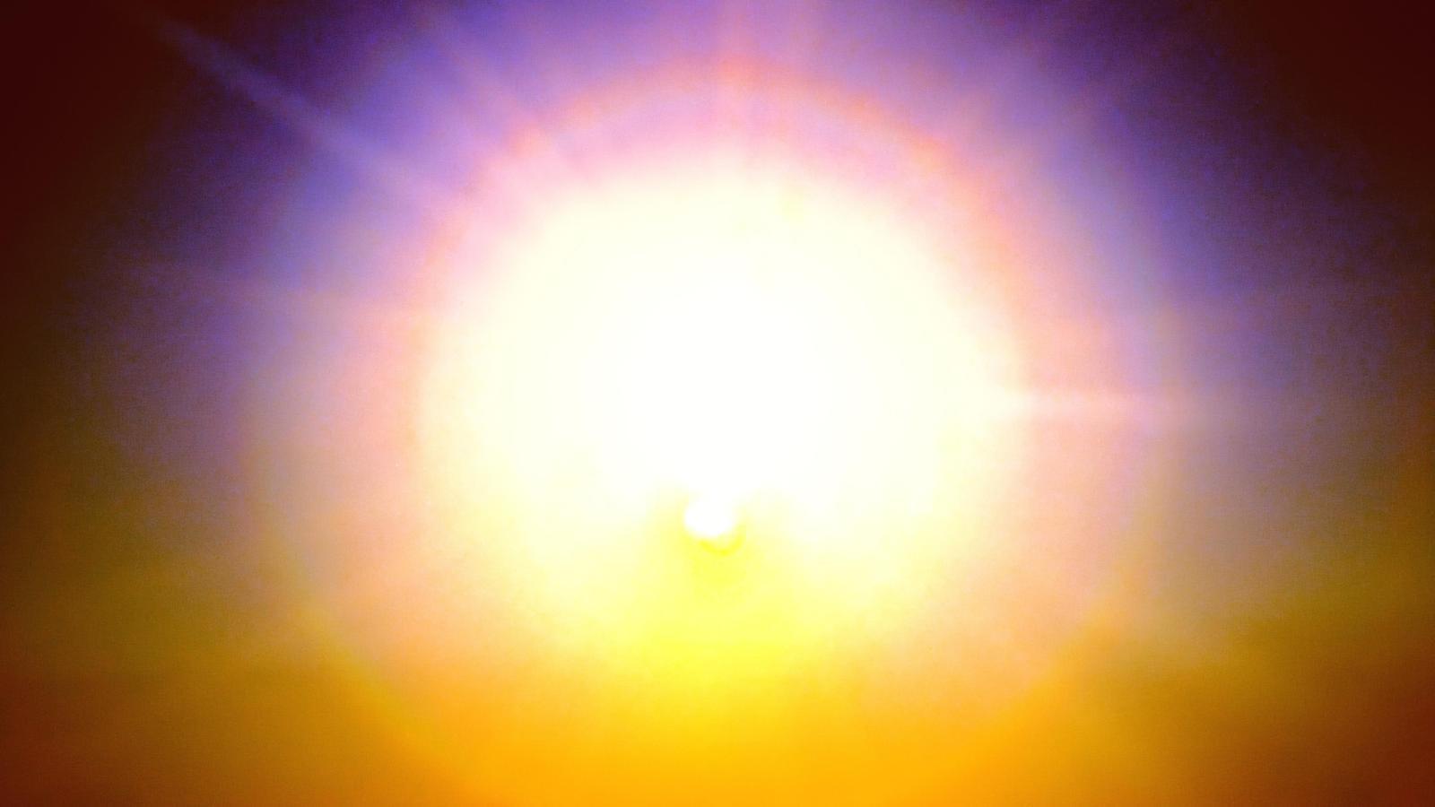 پرتوهای خورشید می توانند مضر باشند.