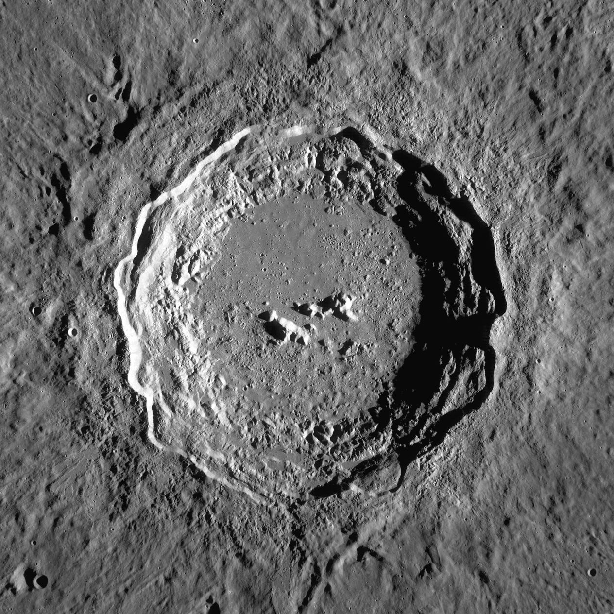 06 - copernicus crater