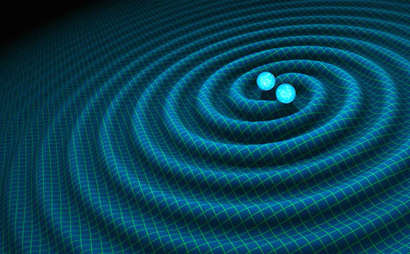 LIGO-Detects-Gravitational-Waves