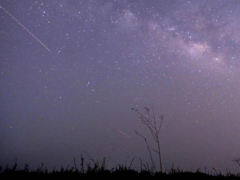 meteoritefall