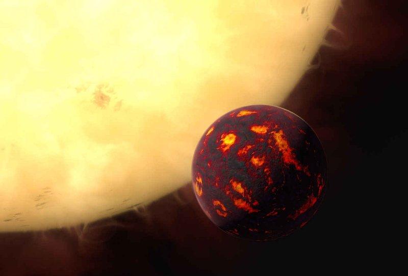 اتمسفر یک سیارۀ ابرزمین برای نخستین بار آشکارسازی شد