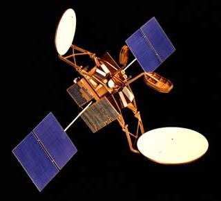 یک ماهواره ارتباطی مربوط به سال 1980