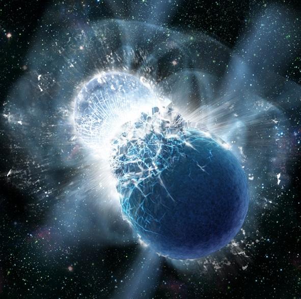 """ذخیره طلایِ"""" کهکشانی، منشاء سنگین ترین عناصر طبیعت را بیان میکند!"""
