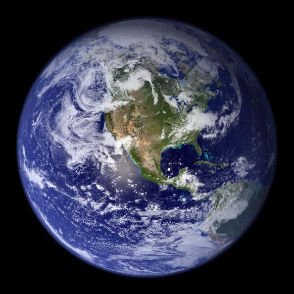 عکس زمین