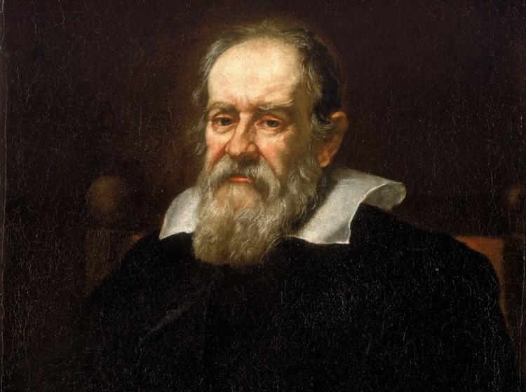 تصویری از گالیلئو گالیله که توسط گوستو ساسترمانز در سال 1636 کشیده شد.