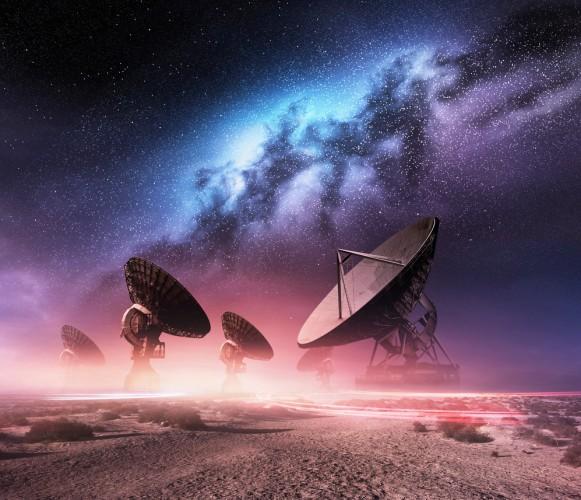برای تماس با بیگانگان فضایی، ۱۵۰۰ سال باید صبر کنیم