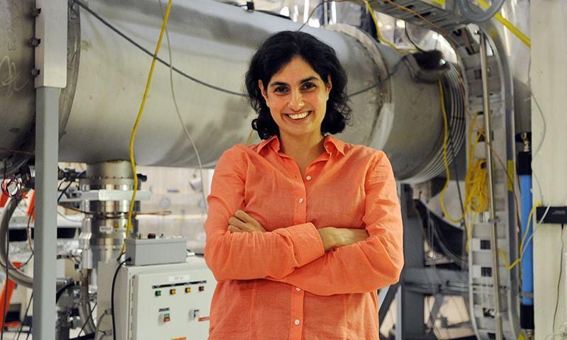 نرجس ماوالوالا، فیزیکدان پاکستانی در موسسه فناوری ماساچوست