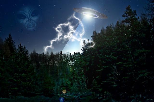 Alien-UFO-Extraterrestrial-Public-Domain