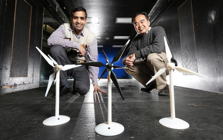 dual-rotor-wind-turbine