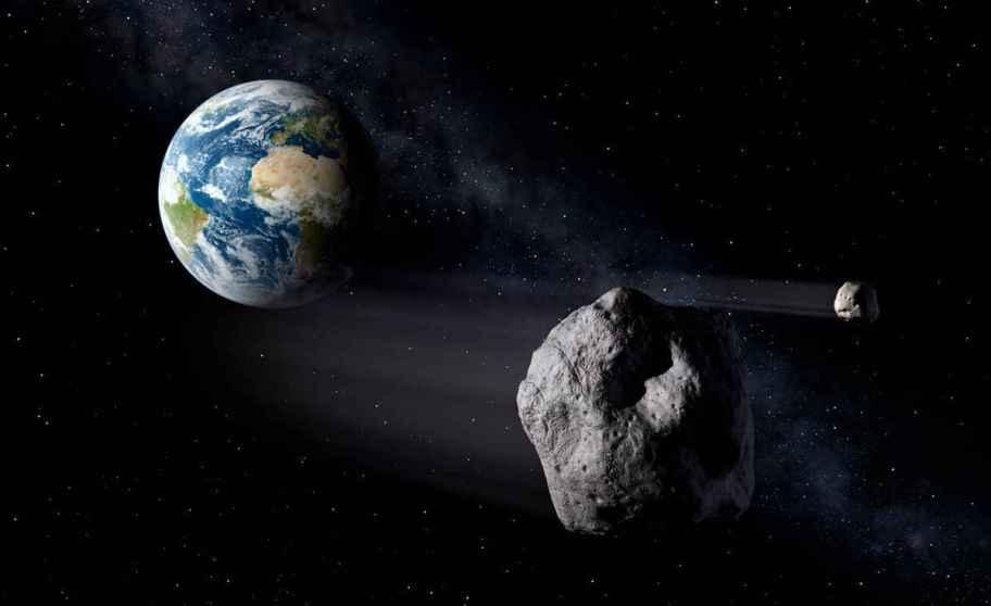 تحقیقات نشان می دهد بخشی از آب موجود در زمین از طریق سیارکها شکل گرفته است