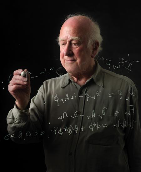 پیتر هیگز - فیزیکدان نظری