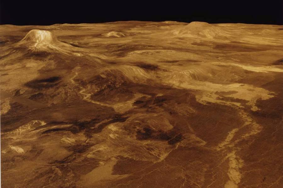 سطح سیاره ناهید: بسیار داغ برای لوازم الکترونیکی