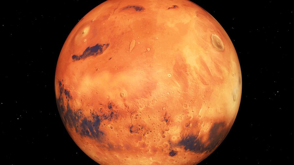 آیا مریخ در گذشته از حیات پشتیبانی میکرد؟