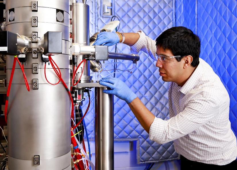 فناوری وان کارلوس ایدروبو میتواند در بسیاری از آزمایشگاههای علمِ مواد بکار رود.