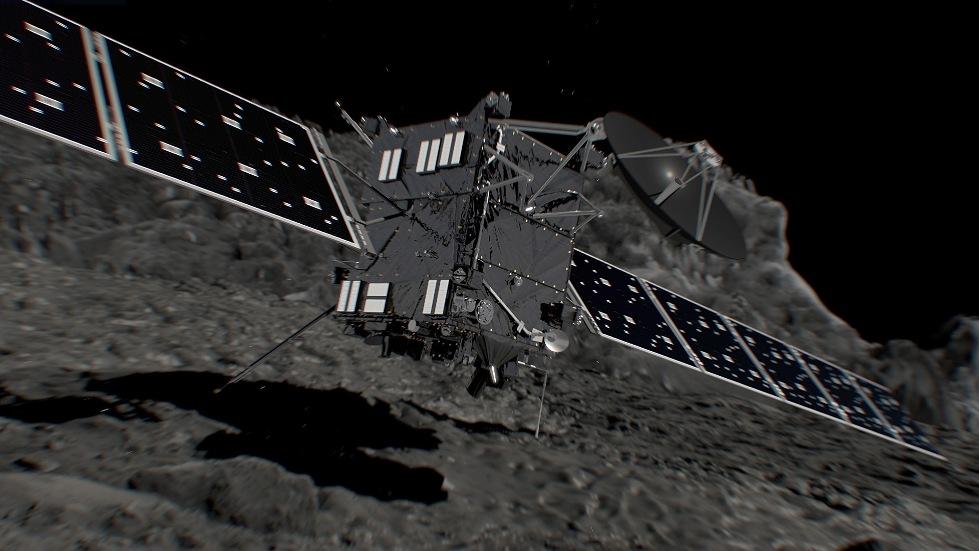 بیش از دوازده سال پس از پرتاب به فضا ماموریت روزتا خاتمه مییابد