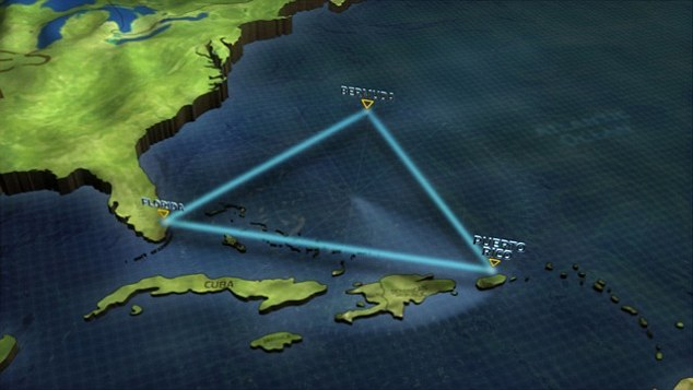 راز مثلث برمودا کشف شد!