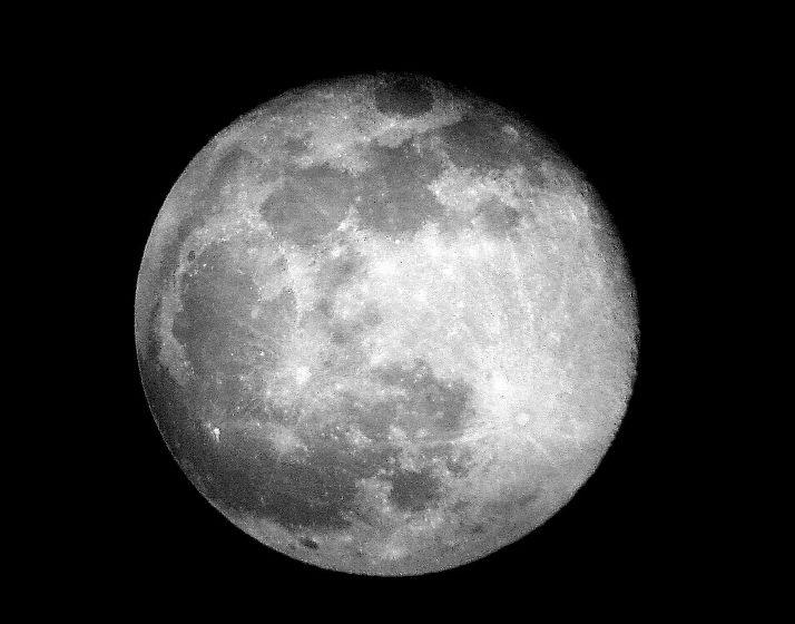 دانشمندان ادعا می کنند میلیاردها سال قبل، احتمالا ماه از یک میدان مغناطیسی قوی تر از زمین برخوردار بوده است.