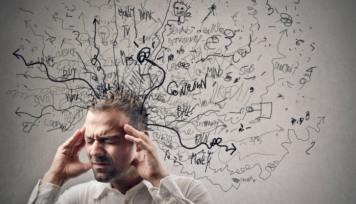 اثرات استرس روی مغز