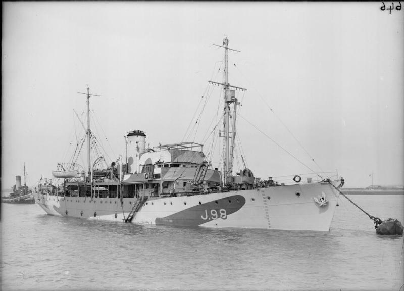 تصویری از چلنجر HMS که در اندازه گیری های گودال ماریانا نقش اساسی ایفا کرد.