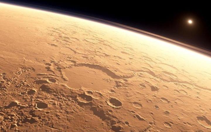 دهانه ی گوسف(Gusev) در مریخ
