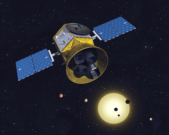 tess-satellite