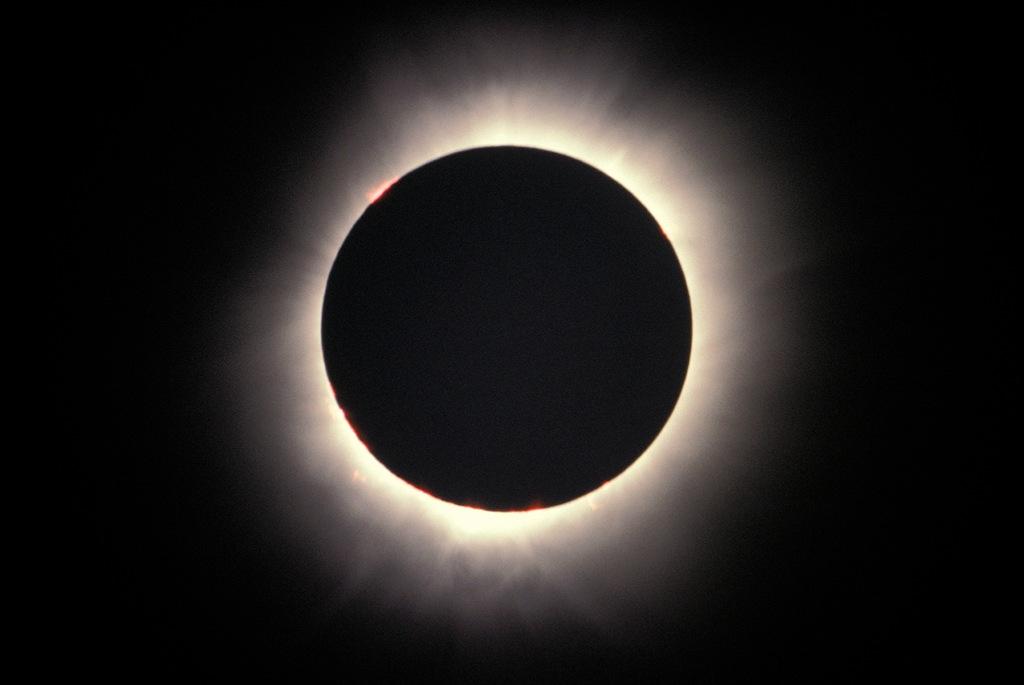 خورشید گرفتگی سال ۱۹۷۹