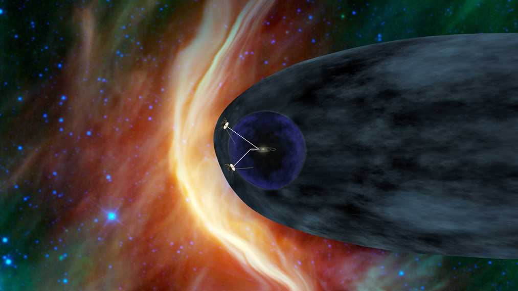 کاوشگرهای ویجر بعد از ۴۰ سال همچنان با قدرت ادامه می دهند 1