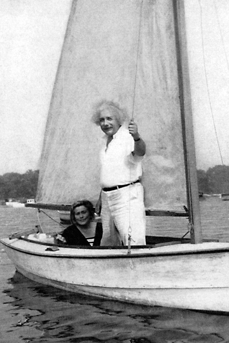 10 دانستنی درباره آلبرت اینشتین