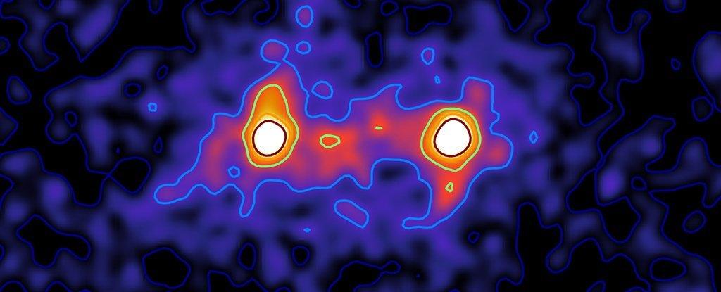 کشف ماده گم شدۀ کیهان 1