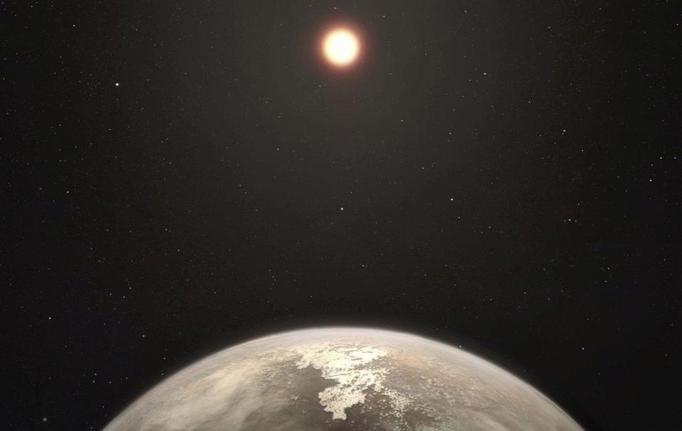 شناسایی یک سیاره با امکان حیات