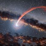 نقش اَبَر سیاهچاله ها در شکل گیری کهکشان  ها